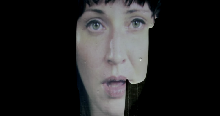 Sweet Light Crude by David T Little, Newspeak. Music Video screenshot.